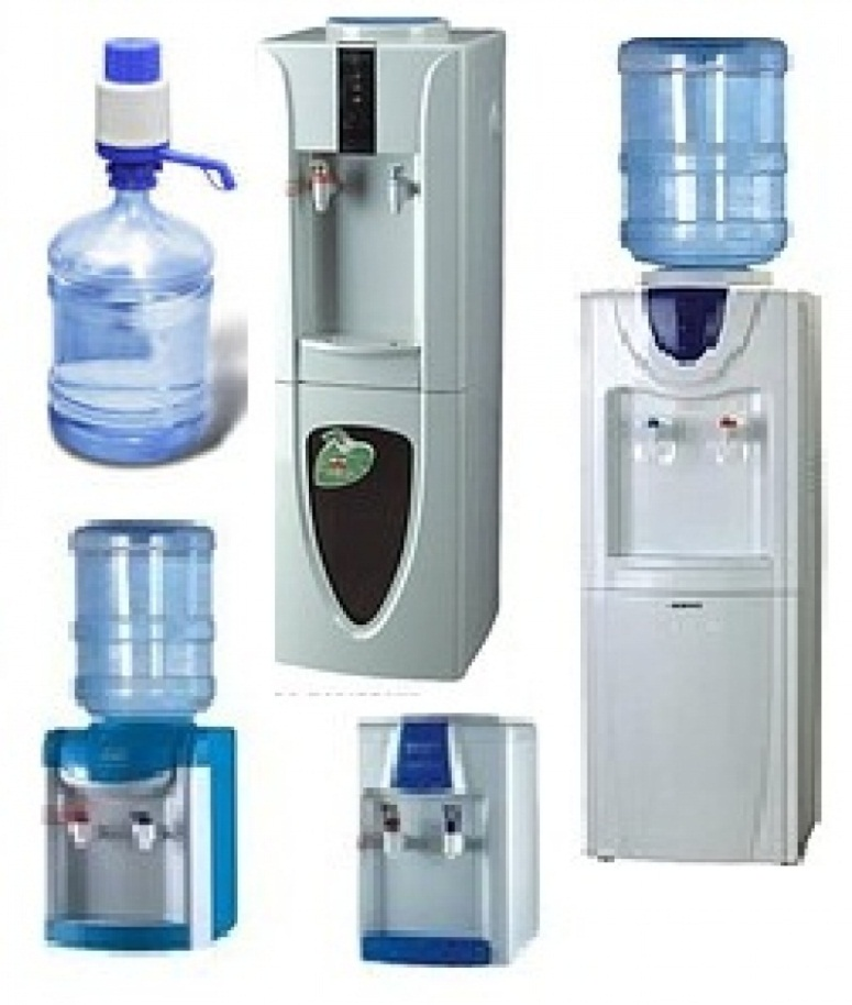Чем чистят кулер для воды